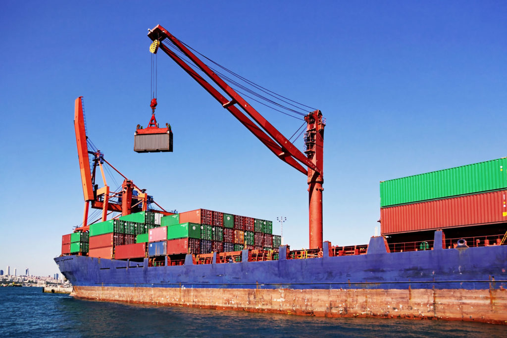 Forwarding and customs services